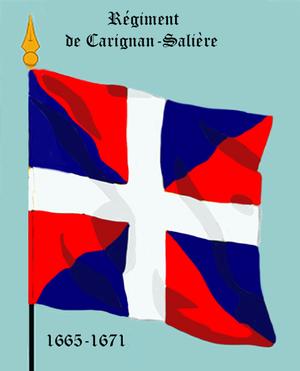 Rég_de_Carignan-Salière_1665