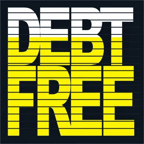 Debt Free Charts That Are Fun! (Post 344) – 'Happy, Healthy ...